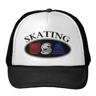 USA Skating Trucker Hat