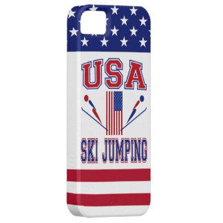 USA Ski Jumping iPhone SE/5/5s Case