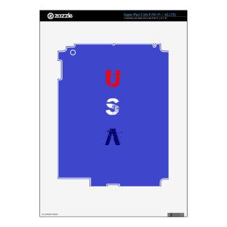 USA SKINS FOR iPad 3