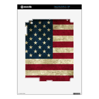 USA skin for computer Decals For iPad 2
