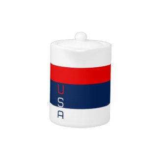 USA Small Teapot