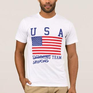 USA Smoking Team Shirt