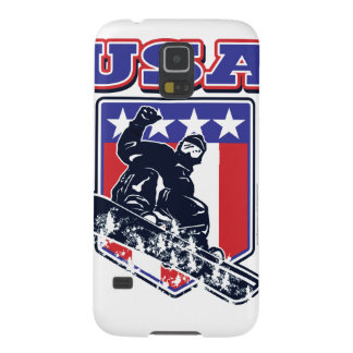 USA Snowboarding Case For Galaxy S5
