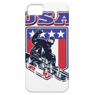 USA Snowboarding iPhone SE/5/5s Case
