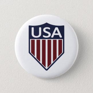 USA Soccer 1950 Button