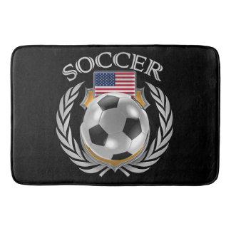 USA Soccer 2016 Fan Gear Bathroom Mat