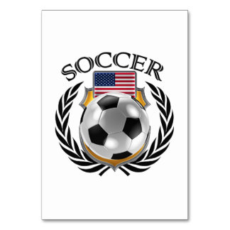 USA Soccer 2016 Fan Gear Card