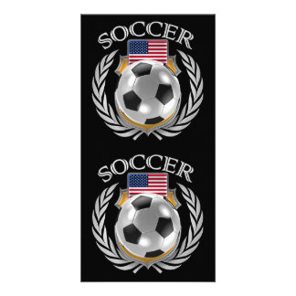 USA Soccer 2016 Fan Gear Card