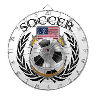USA Soccer 2016 Fan Gear Dartboard