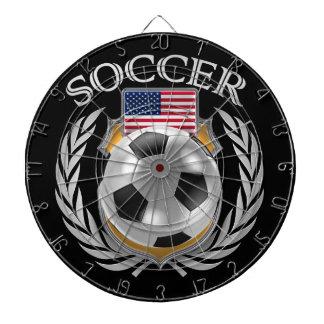 USA Soccer 2016 Fan Gear Dartboards