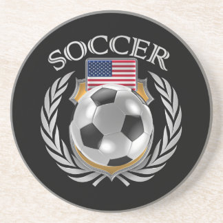 USA Soccer 2016 Fan Gear Drink Coaster
