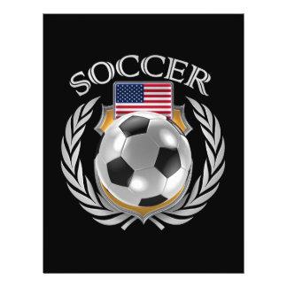 USA Soccer 2016 Fan Gear Flyer
