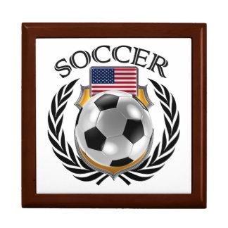 USA Soccer 2016 Fan Gear Gift Box