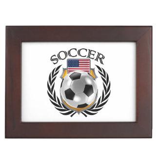 USA Soccer 2016 Fan Gear Memory Box