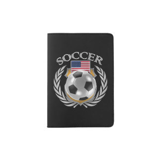 USA Soccer 2016 Fan Gear Passport Holder