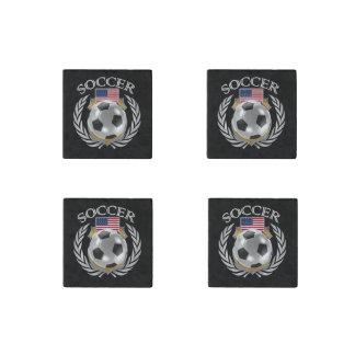 USA Soccer 2016 Fan Gear Stone Magnet