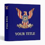 USA Soccer 3 Ring Binder