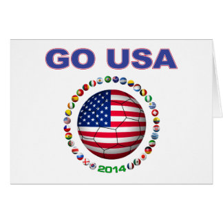 USA Soccer  5545 Card
