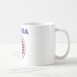 USA Soccer  5545 Coffee Mug