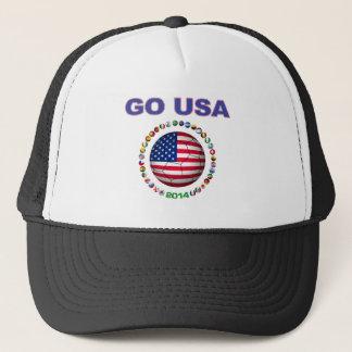 USA Soccer  5545 Trucker Hat