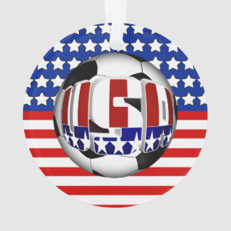 USA Soccer Ball