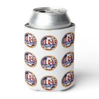 USA Soccer Ball Can Cooler