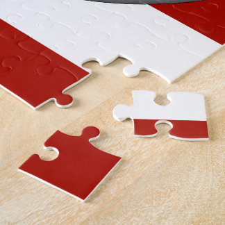 USA Soccer Ball Jigsaw Puzzle
