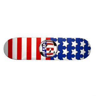 USA Soccer Ball Skate Boards