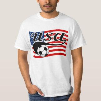 USA Soccer Ball T Shirt