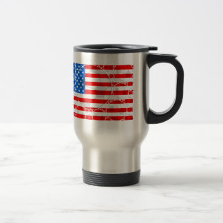 USA soccer balls Travel Mug