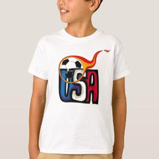 USA Soccer Boy's T-Shrit T-Shirt