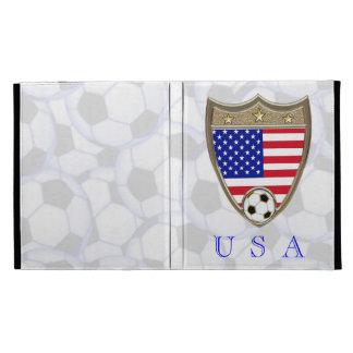 USA Soccer iPad Folio Cases
