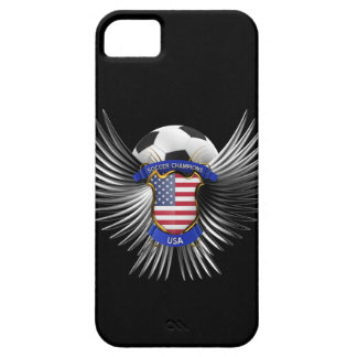 USA Soccer Champions iPhone 5 Cover