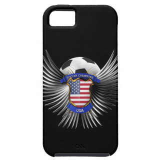 USA Soccer Champions iPhone SE/5/5s Case