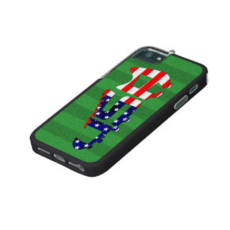 USA Soccer Cleat Design iPhone 5/5S Covers