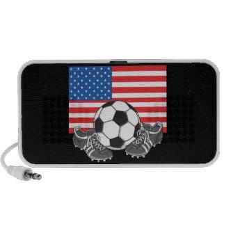 USA Soccer Doodle Speaker