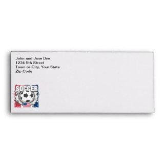 USA Soccer Envelope