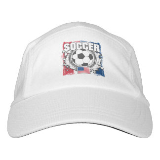 USA Soccer Headsweats Hat