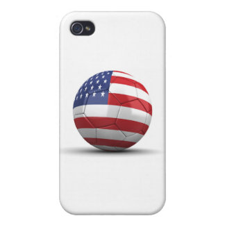 USA Soccer iPhone 4/4S Cover