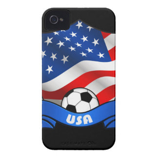 USA Soccer iPhone 4 ID Case-Mate iPhone 4 Cover