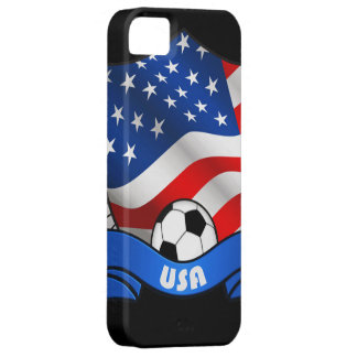 USA Soccer iPhone 5 Cover iPhone 5/5S Case