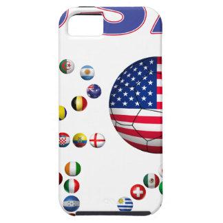 USA Soccer iPhone SE/5/5s Case