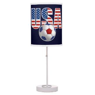 USA Soccer Lamps