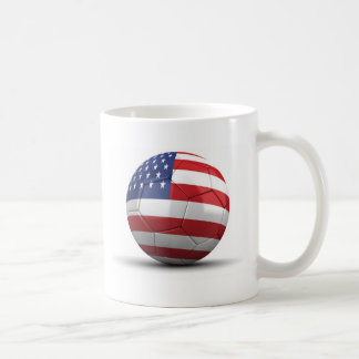 USA Soccer Coffee Mugs