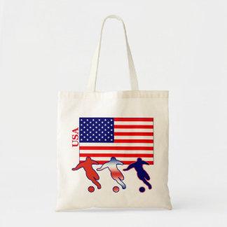USA Soccer Players Bag