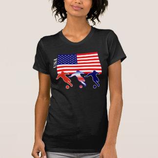 USA Soccer Players T Shirts