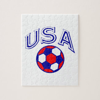USA SOCCER PUZZLES