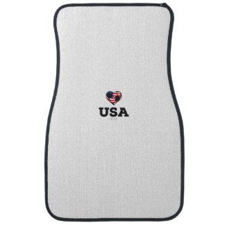 USA Soccer Shirt 2016 Car Floor Mat