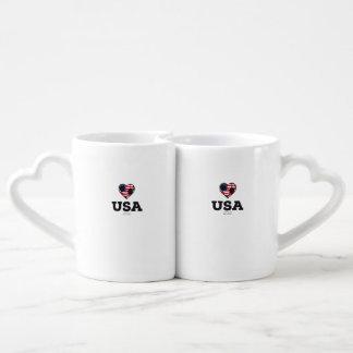 USA Soccer Shirt 2016 Coffee Mug Set