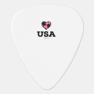 USA Soccer Shirt 2016 Guitar Pick
